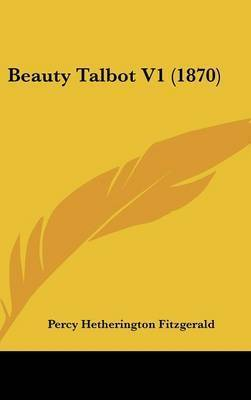 Beauty Talbot V1 (1870) by Percy Hetherington Fitzgerald