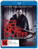 No One Lives on Blu-ray