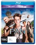 Pan (UV) on Blu-ray