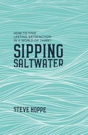 Sipping Saltwater by Steve Hoppe image