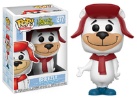 Hanna-Barbera - Breezly Pop! Vinyl Figure