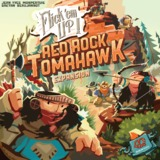 Flick 'Em Up: Red Rock Tomahawk - Expansion Set
