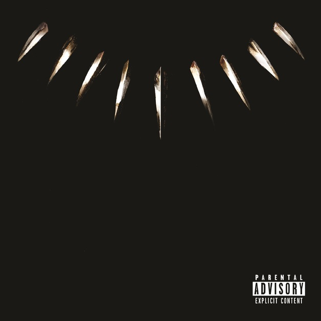 Black Panther - Official Movie Soundtrack by Various