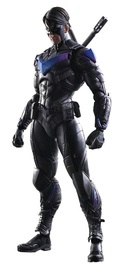 Batman: Arkham Knight - Nightwing Play Arts Action Figure