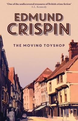 The Moving Toyshop by Edmund Crispin image