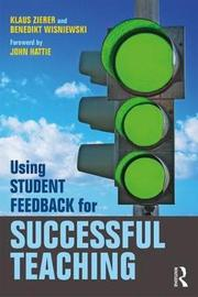 Using Student Feedback for Successful Teaching by Klaus Zierer image