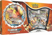 Pokemon TCG: Flareon Special Collection