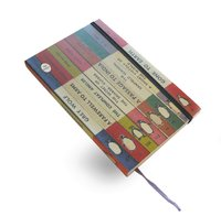 Spines Notebook: Lined (Large) by Penguin Merchandise