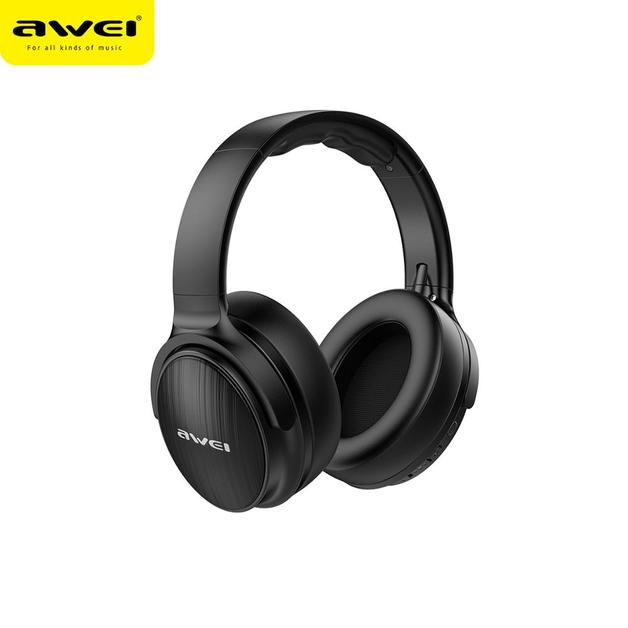 Awei Over ear Bluetooth Headphone