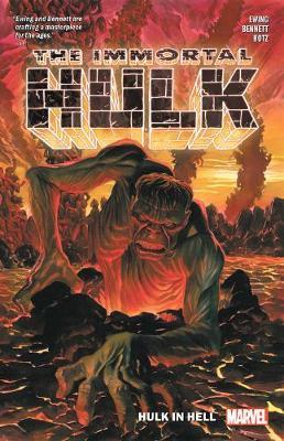 Immortal Hulk Vol. 3: Hulk In Hell by Al Ewing