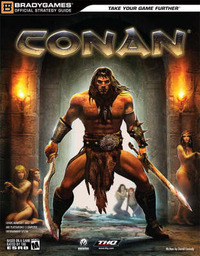 """Conan"" Official Strategy Guide by David Cassady"