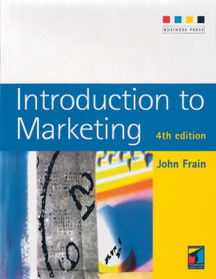 Introduction to Marketing by John Frain image