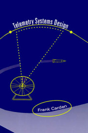 Telemetry Systems Design by Frank Carden image