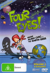 Four Eyes!: Volume 2 on DVD