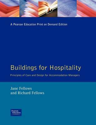 Buildings for Hospitality by Richard F Fellows image