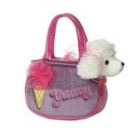 Aurora Fancy Pals Pet Carrier - Yummy Puppy