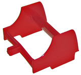 Scalextric Rear wing for Start Open Wheel F1 1/32 Slot Cars - Red