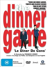 The Dinner Game on DVD image