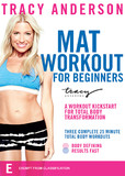 Tracy Anderson Mat Workout for Beginners on DVD