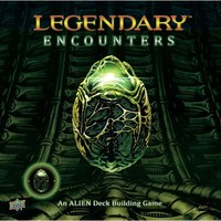 Legendary Encounters: An Alien Deck-Building Game