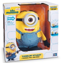 Minions - Talking Tumbling Stuart