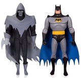 Batman: The Animated Series Mask of The Phantasm Action Figures