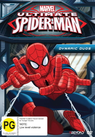 Ultimate Spider-Man: Dynamic Duo's - Season 2 Volume 1 on DVD