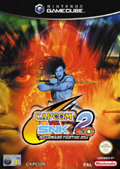 Capcom Vs SNK2 - Extreme Offence for GameCube