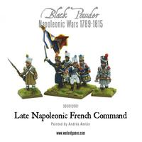 French Line Infantry Command (Waterloo)