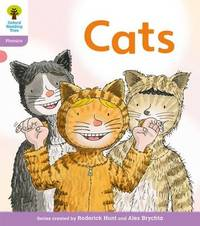 Oxford Reading Tree: Level 1+: Floppy's Phonics Fiction: Cats by Roderick Hunt