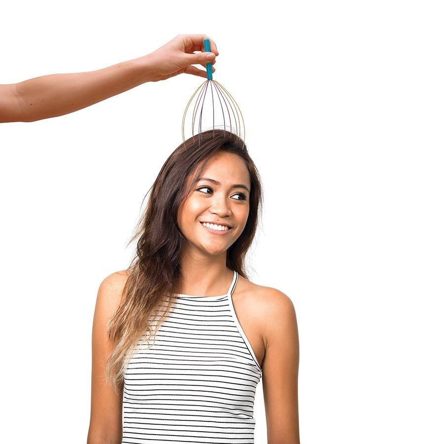 Head Massager - Rainbow image