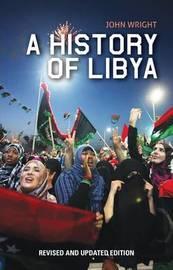 A History of Libya by John Wright