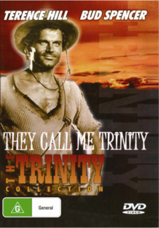 They Call Me Trinity on DVD image