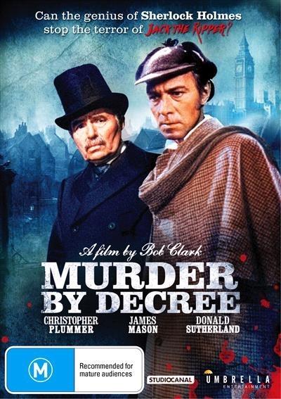 Murder By Decree on DVD