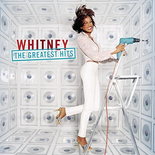 The Greatest Hits by Whitney Houston image