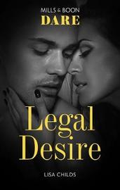 Legal Desire by Lisa Childs image