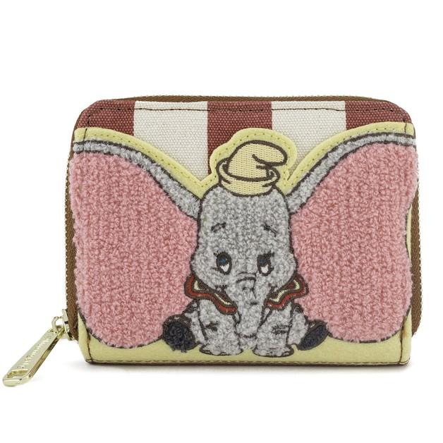 c086a900894 Loungefly  Disney Dumbo Ears - Zip-Around Mini Wallet