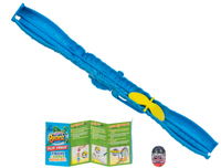 Mighty Beanz: Flip Track Playset - Blue
