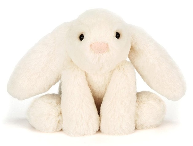 Jellycat: Smudge Cream Bunny