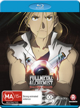 Fullmetal Alchemist: Brotherhood Collection 4 (2 Disc Set) on Blu-ray image