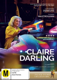 Claire Darling on DVD image