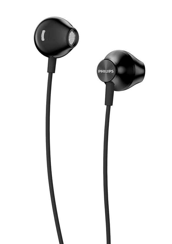 Philips: Upbeat - In-Ear Headphone - Black