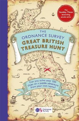 The Ordnance Survey Great British Treasure Hunt by Ordnance Survey
