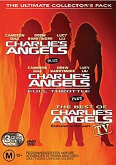 Charlie's Angels Ultimate Pack on DVD