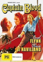 Captain Blood on DVD