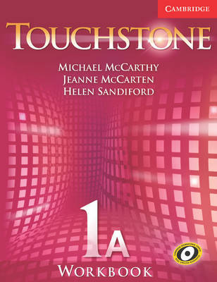 Touchstone 1 A Workbook A Level 1 by Michael J. McCarthy image