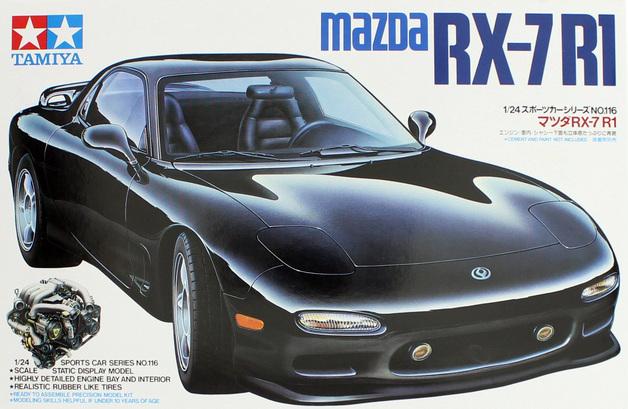 Tamiya Mazda RX-7R1 1/24 Kitset Model