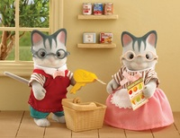 Sylvanian Families: Supermarket Owners