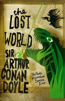 The Lost World by Arthur Conan Doyle image