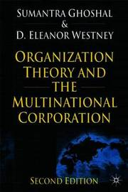 Organization Theory and the Multinational Corporation image